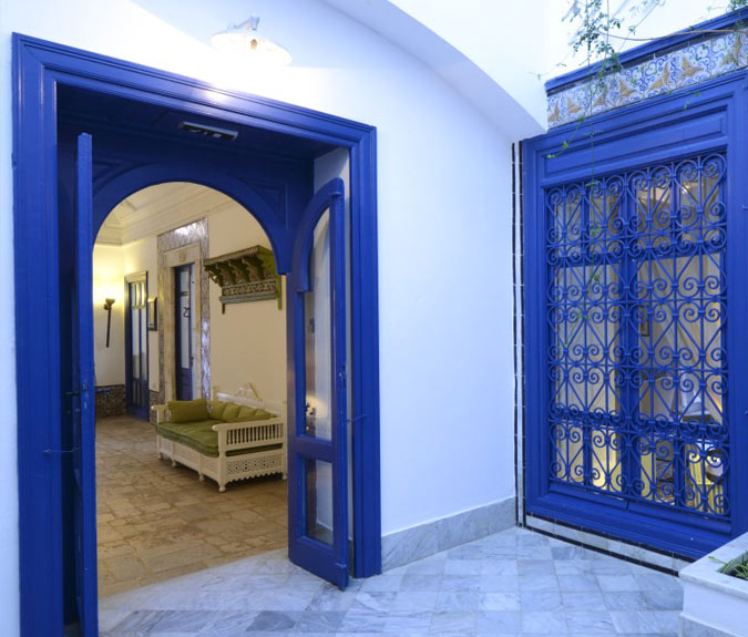 hotel traditionnel tunisie